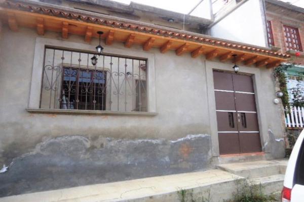 Foto de casa en venta en mezquite sin numero, los cedros, pátzcuaro, michoacán de ocampo, 5332339 No. 01