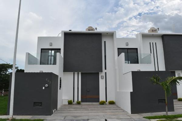Foto de casa en venta en michoacan 611, villas diamante, villa de álvarez, colima, 15174518 No. 01