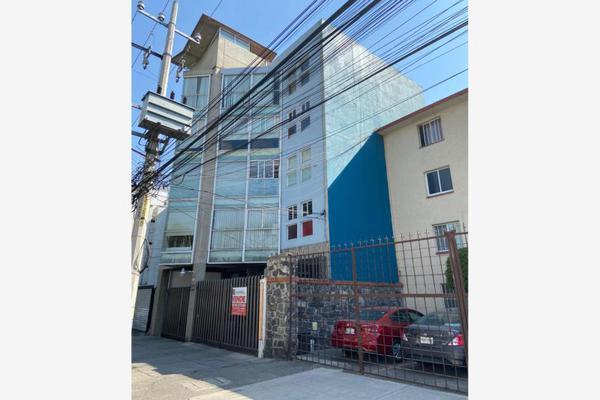 Foto de departamento en renta en mier y pesado 236, del valle centro, benito juárez, df / cdmx, 10121948 No. 01