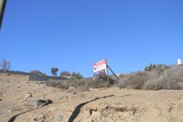 Foto de terreno habitacional en venta en miguel aleman , chapultepec, ensenada, baja california, 3598348 No. 04