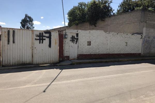 Foto de terreno habitacional en venta en miguel aleman 607, rinconada la concordia, metepec, méxico, 6137591 No. 03