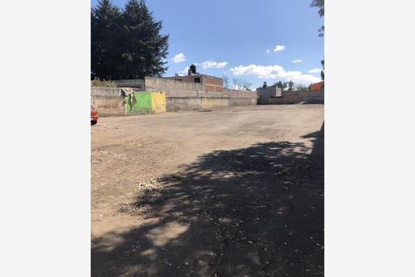 Foto de terreno habitacional en venta en miguel aleman 607, rinconada la concordia, metepec, méxico, 6137591 No. 04