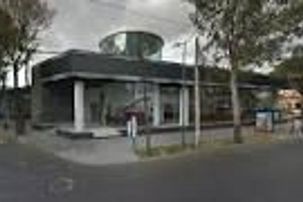 Foto de edificio en venta en miguel angel de quevedo , parque san andrés, coyoacán, distrito federal, 5677130 No. 01