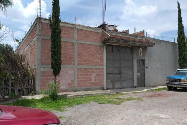 Foto de casa en venta en miguel barragan s/n lote 8 y 9 , tultitlán de mariano escobedo centro, tultitlán, méxico, 16788597 No. 01