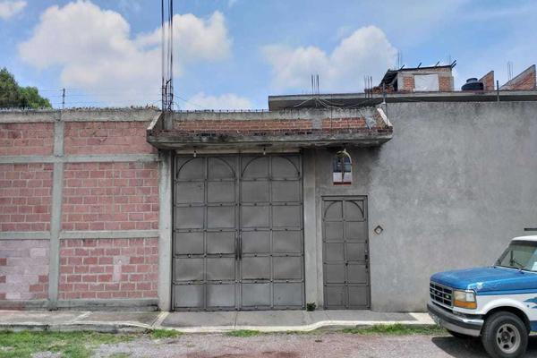 Foto de casa en venta en miguel barragan s/n lote 8 y 9 , tultitlán de mariano escobedo centro, tultitlán, méxico, 16788597 No. 02