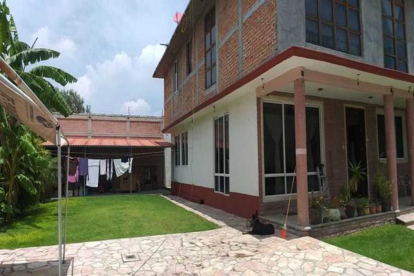 Foto de casa en venta en miguel barragan s/n lote 8 y 9 , tultitlán de mariano escobedo centro, tultitlán, méxico, 16788597 No. 04
