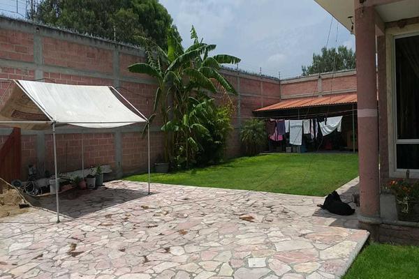 Foto de casa en venta en miguel barragan s/n lote 8 y 9 , tultitlán de mariano escobedo centro, tultitlán, méxico, 16788597 No. 05