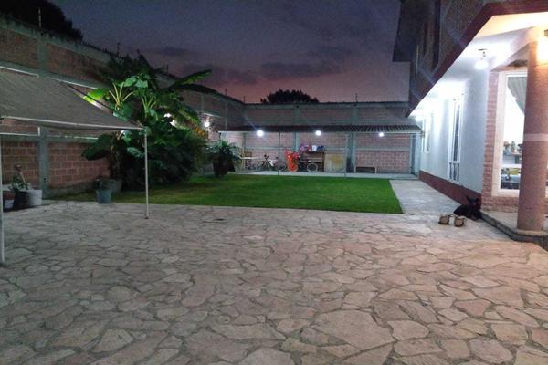 Foto de casa en venta en miguel barragan s/n lote 8 y 9 , tultitlán de mariano escobedo centro, tultitlán, méxico, 16788597 No. 07