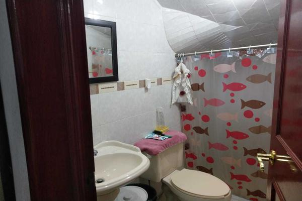 Foto de casa en venta en miguel barragan s/n lote 8 y 9 , tultitlán de mariano escobedo centro, tultitlán, méxico, 16788597 No. 20