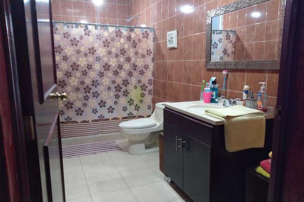 Foto de casa en venta en miguel barragan s/n lote 8 y 9 , tultitlán de mariano escobedo centro, tultitlán, méxico, 16788597 No. 21