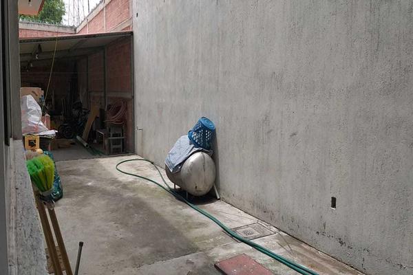 Foto de casa en venta en miguel barragan s/n lote 8 y 9 , tultitlán de mariano escobedo centro, tultitlán, méxico, 16788597 No. 32
