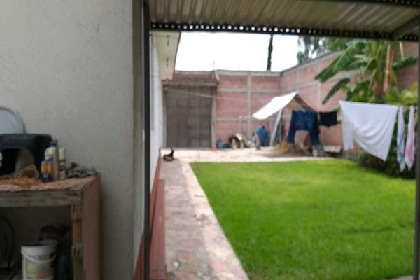 Foto de casa en venta en miguel barragan s/n lote 8 y 9 , tultitlán de mariano escobedo centro, tultitlán, méxico, 16788597 No. 33