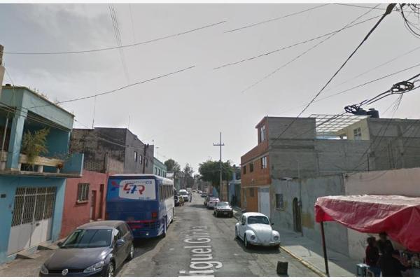 Foto de terreno habitacional en venta en miguel glinka 4444, héroe de nacozari, gustavo a. madero, df / cdmx, 6144702 No. 01