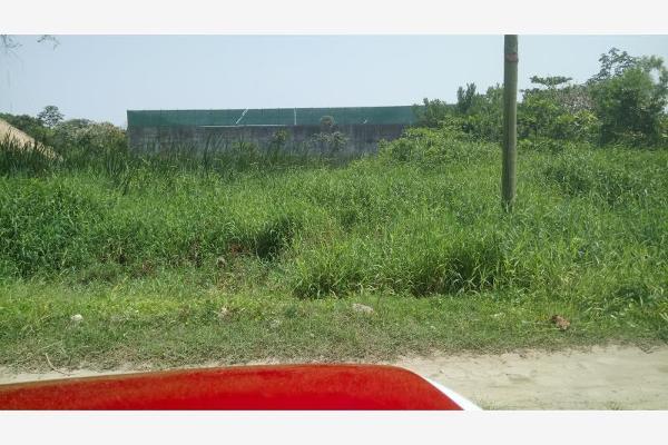 Foto de terreno habitacional en venta en miguel hidalgo 673, estero del pantano, cosoleacaque, veracruz de ignacio de la llave, 6127613 No. 01