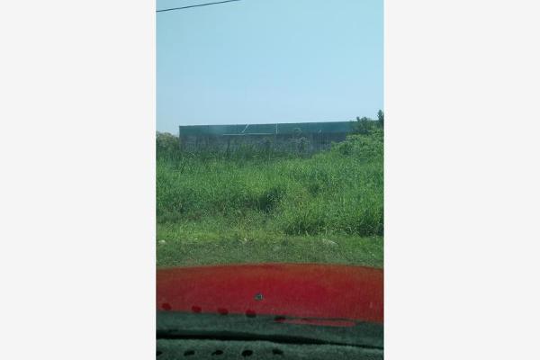 Foto de terreno habitacional en venta en miguel hidalgo 673, estero del pantano, cosoleacaque, veracruz de ignacio de la llave, 6127613 No. 02