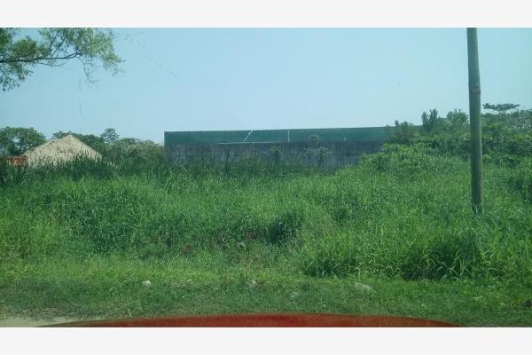Foto de terreno habitacional en venta en miguel hidalgo 673, estero del pantano, cosoleacaque, veracruz de ignacio de la llave, 6127613 No. 03