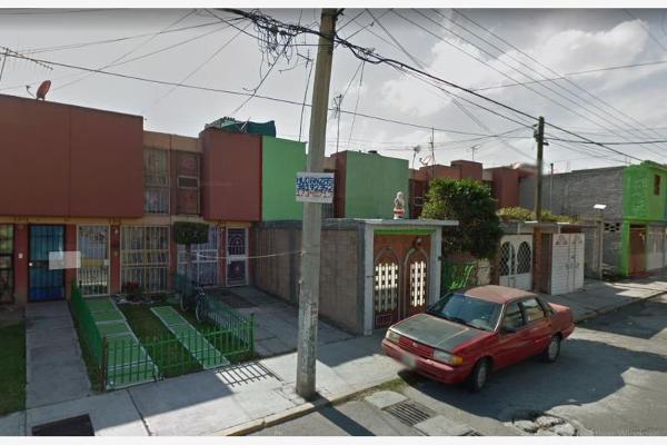 Foto de casa en venta en miguel hidalgo 82, los héroes, ixtapaluca, méxico, 13375283 No. 01