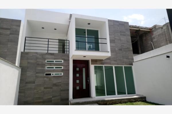 Foto de casa en venta en  , miguel hidalgo, cuautla, morelos, 6145795 No. 01
