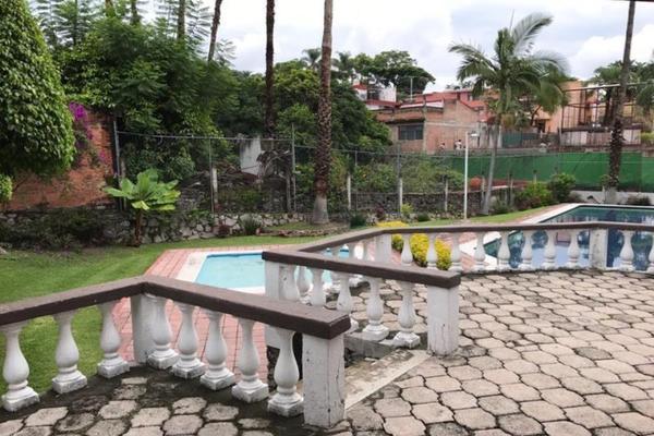 Foto de casa en venta en  , miguel hidalgo, cuernavaca, morelos, 5886692 No. 23