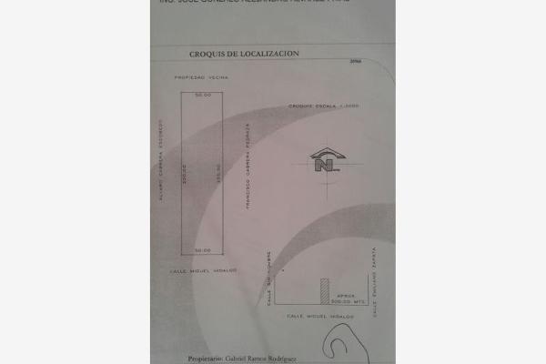 Foto de terreno habitacional en venta en miguel hidalgo , santa cruz nieto, san juan del río, querétaro, 5298712 No. 04