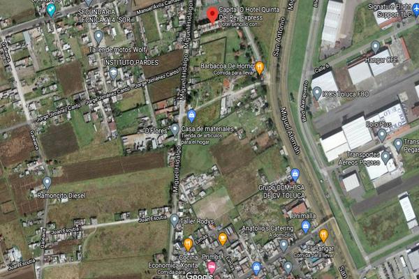 Foto de terreno industrial en venta en miguel hidalgo , san salvador, toluca, méxico, 18729735 No. 03