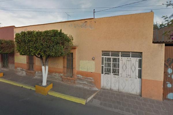 Foto de terreno habitacional en venta en miguel hidalgo , soledad de graciano sanchez centro, soledad de graciano sánchez, san luis potosí, 7206240 No. 01