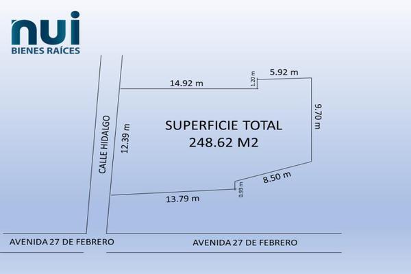 Foto de terreno comercial en venta en miguel hidalgo y costilla 204, villahermosa centro, centro, tabasco, 8450389 No. 01