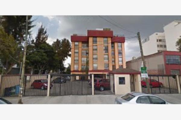 Foto de departamento en venta en miguel laurent 1467, portales norte, benito juárez, df / cdmx, 5345968 No. 01