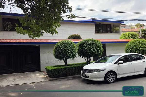 Foto de casa en venta en miguel lerdo de tejada , guadalupe inn, álvaro obregón, df / cdmx, 6146742 No. 01