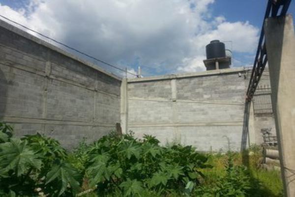 Foto de terreno habitacional en venta en miguel negrete 115 , santa ana poniente, tláhuac, df / cdmx, 8287070 No. 03
