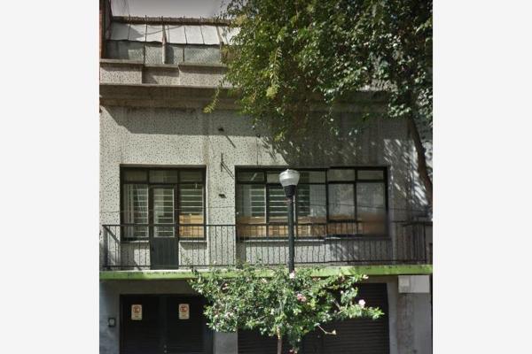 Foto de casa en venta en miguel schiultz 00, san rafael, cuauhtémoc, df / cdmx, 6148281 No. 01