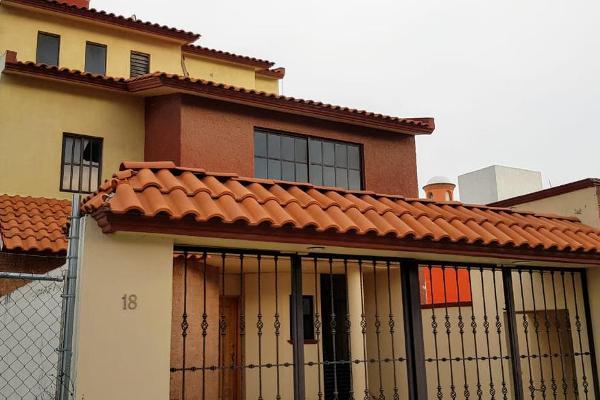 Foto de casa en venta en  , milenio iii fase b sección 10, querétaro, querétaro, 8024851 No. 01