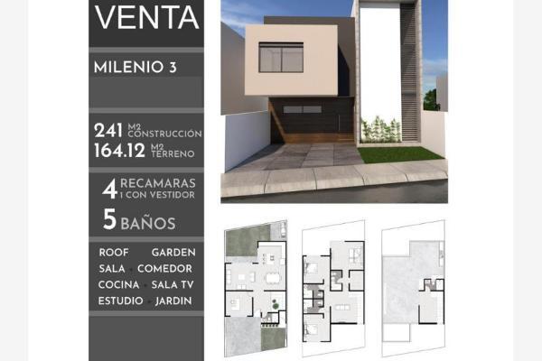 Foto de casa en venta en  , milenio iii fase b sección 10, querétaro, querétaro, 9924220 No. 01