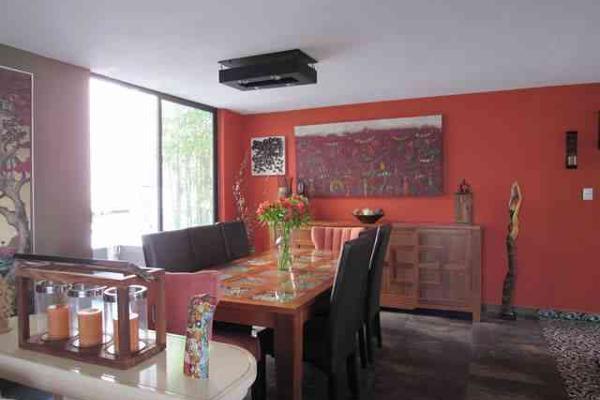 Foto de casa en condominio en venta en mimosa , olivar de los padres, álvaro obregón, df / cdmx, 5955933 No. 03