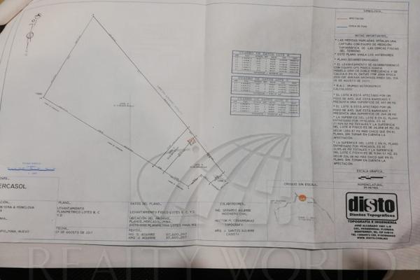 Foto de terreno industrial en renta en  , mina, mina, nuevo león, 6673520 No. 02