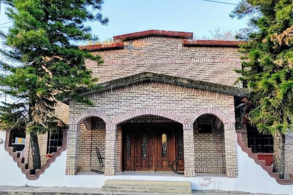 Foto de casa en venta en mina , zaragoza, montemorelos, nuevo león, 14038090 No. 01