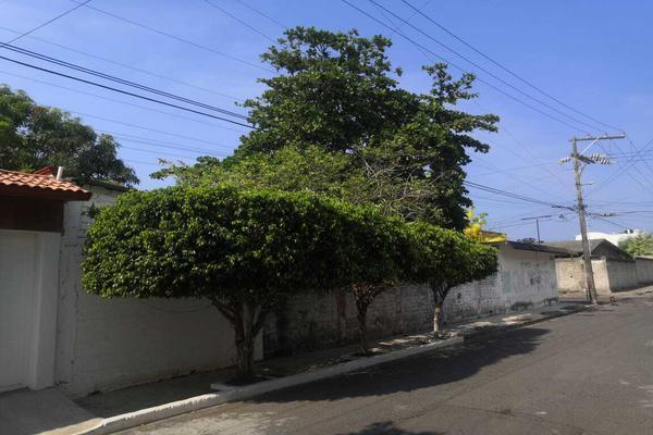 Foto de terreno habitacional en venta en minatitlán esquina villa rica , graciano sánchez romo, boca del río, veracruz de ignacio de la llave, 0 No. 01