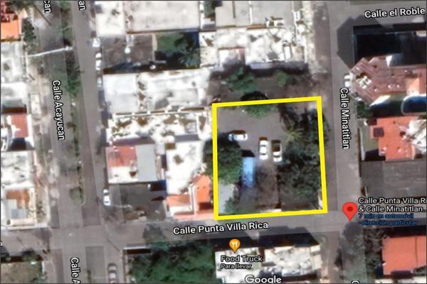Foto de terreno habitacional en venta en minatitlán esquina villa rica , graciano sánchez romo, boca del río, veracruz de ignacio de la llave, 0 No. 02