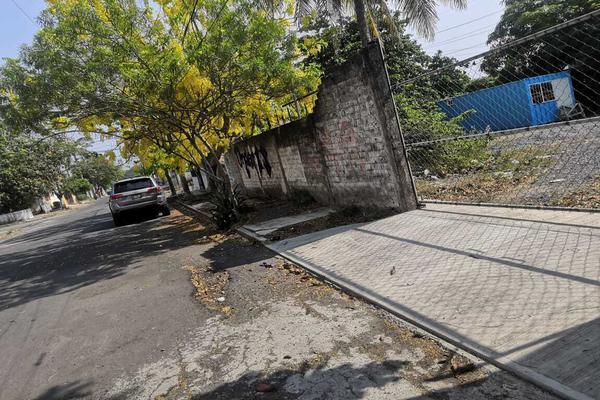 Foto de terreno habitacional en venta en minatitlán esquina villa rica , graciano sánchez romo, boca del río, veracruz de ignacio de la llave, 0 No. 06