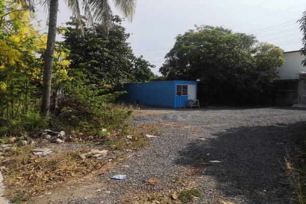 Foto de terreno habitacional en venta en minatitlán esquina villa rica , graciano sánchez romo, boca del río, veracruz de ignacio de la llave, 0 No. 07