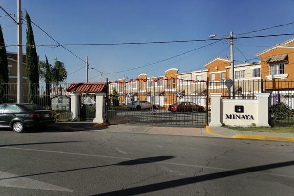 Foto de casa en venta en minay , real del cid, tecámac, méxico, 17212567 No. 34
