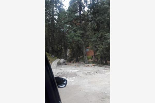 Foto de terreno habitacional en venta en  , mineral del monte centro, mineral del monte, hidalgo, 12273016 No. 21