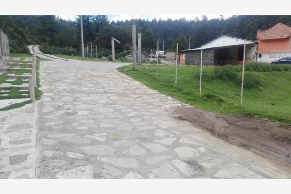 Foto de terreno habitacional en venta en  , mineral del monte centro, mineral del monte, hidalgo, 12273016 No. 24