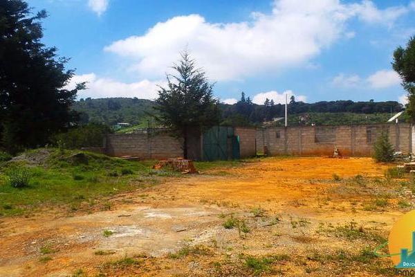Foto de terreno habitacional en venta en  , mineral del monte centro, mineral del monte, hidalgo, 8063905 No. 01