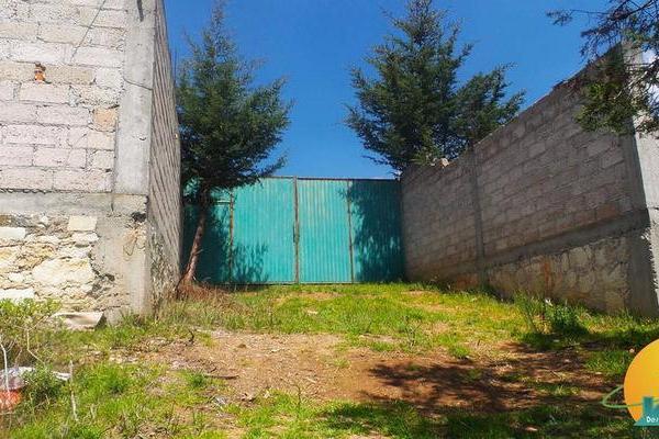 Foto de terreno habitacional en venta en  , mineral del monte centro, mineral del monte, hidalgo, 8063905 No. 09