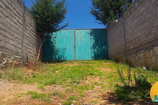 Foto de terreno habitacional en venta en  , mineral del monte centro, mineral del monte, hidalgo, 8063905 No. 12