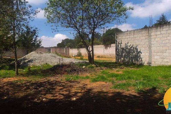 Foto de terreno habitacional en venta en  , mineral del monte centro, mineral del monte, hidalgo, 8063905 No. 13