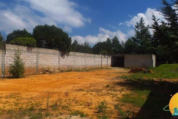 Foto de terreno habitacional en venta en  , mineral del monte centro, mineral del monte, hidalgo, 8063905 No. 16