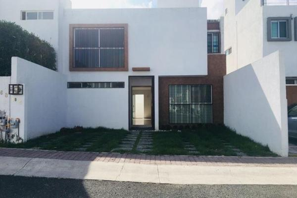 Foto de casa en venta en mirador 1, el mirador, querétaro, querétaro, 8061656 No. 01