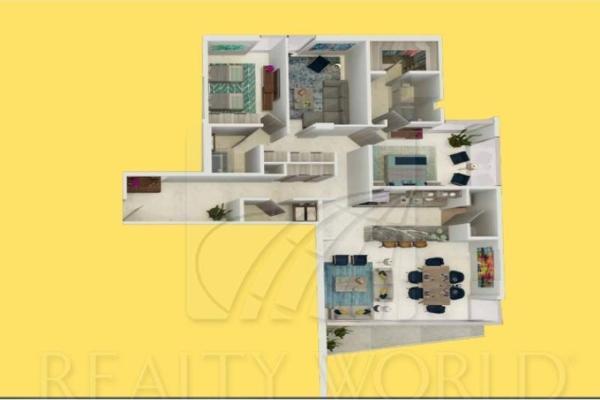 Foto de departamento en venta en  , mirador del campestre, san pedro garza garcía, nuevo león, 5831508 No. 01